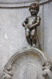 Manneken Pis - Bruxelles - Belgique